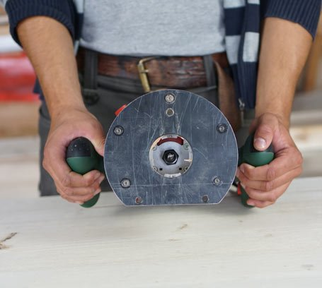 Bosch-POF-1200-Grundplatte