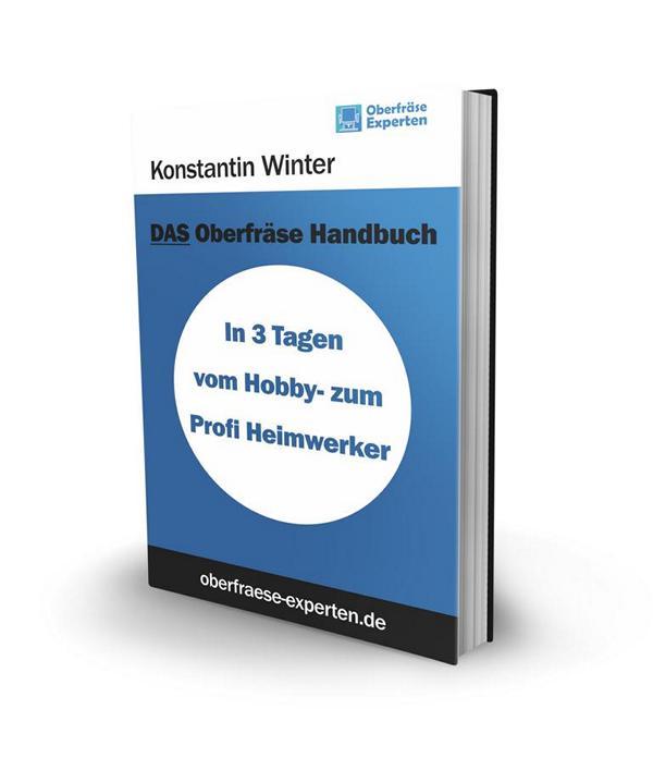 Cover Ebook Oberfräse Handbuch