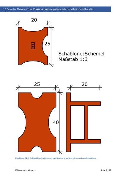 E-Book-Schemel